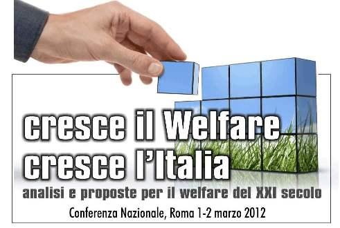 Cresce il Welfare, cresce l'Italia