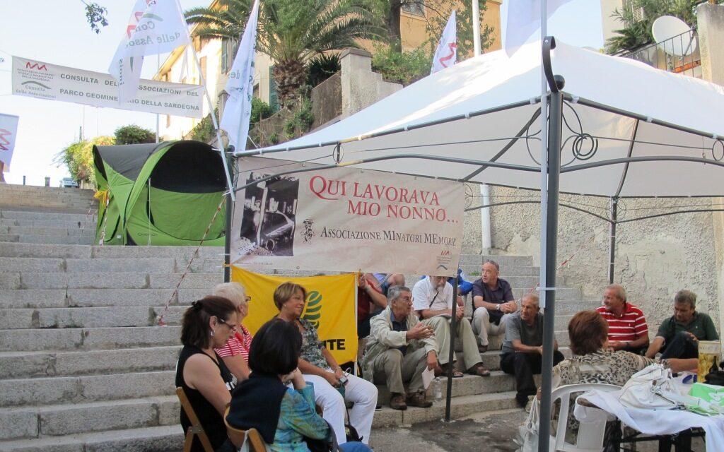 Cagliari – Santa Messa in Via Oslavia per Parco Geominerario