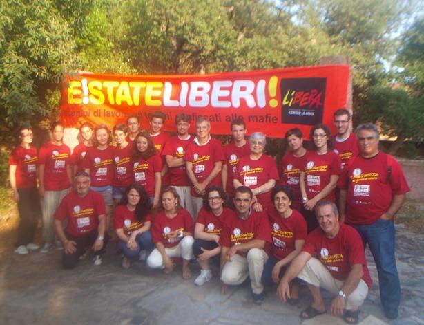 Gergei Su Piroi – Concluso il campo di volontariato Estate Liberi