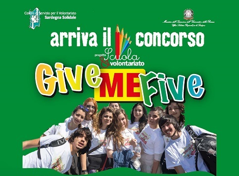 Cagliari – Commissione Concorso Give Me Five