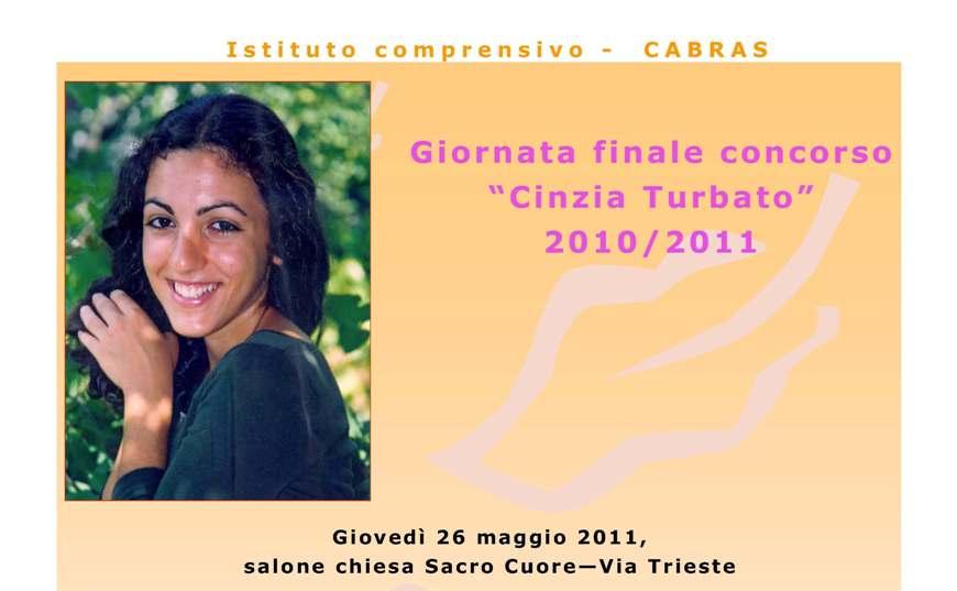 Cabras – Finale concorso Cinzia Turbato
