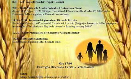 Cagliari – Giornata Diocesana Caritas e Volontariato