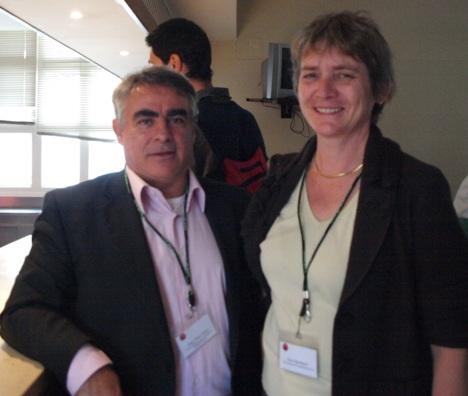 Eva Hambach rieletta Presidente del CEV