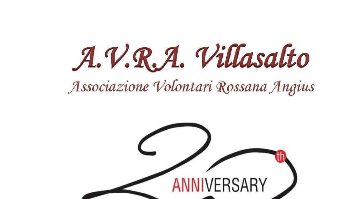 Villasalto – 25 anni dell'AVRA