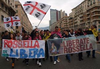 """A Genova per dire """"No alle Mafie"""" e chiedere la liberazione di Rossella Urru"""
