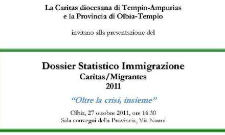 Olbia – Dossier statistico immigrazione Caritas/Migrantes