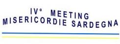 Cagliari – IV Meeting delle Misericordie della Sardegna