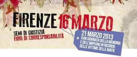 """Le iniziative """"verso il 21 marzo"""" in Sardegna (prima parte)"""