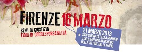 """Le iniziative """"verso il 21 marzo"""" in Sardegna (seconda parte)"""