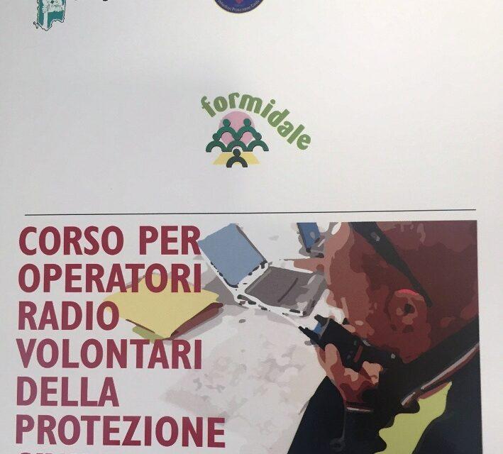 """Quartu S. Elena – Corso di formazione """"Operatori Radio volontari protezione civile – livello 1"""""""
