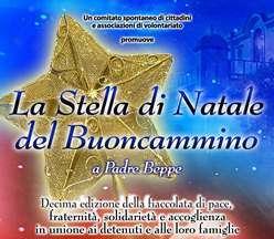 Libera Sardegna alla fiaccolata La Stella di Natale del Buoncammino