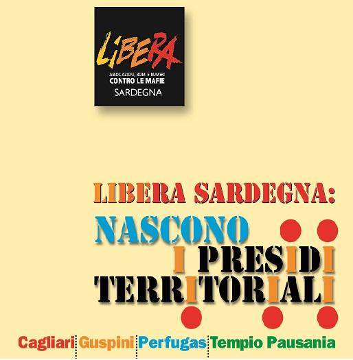 """Guspini – Nasce il Presidio territoriale Libera Guspini """"Silvia Ruotolo"""""""