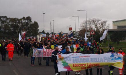 Oltre 5000 persone alla Marcia della Pace