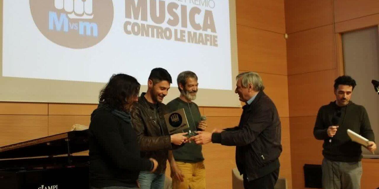 """I sassaresi Nasodoble vincono il Premio """"Musica contro le Mafie"""""""
