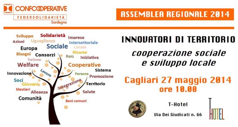 Cagliari – Innovatori di territorio. Cooperazione sociale e sviluppo locale