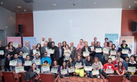 """Partecipanti e vincitori del Concorso di idee """"PromuoviAmo il Volontariato"""""""