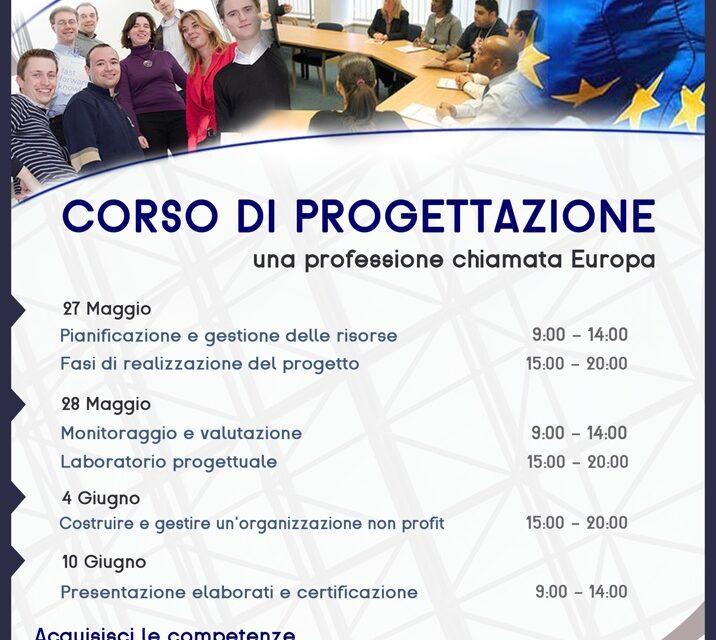 Corso di progettazione europea