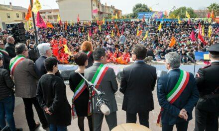 """In 5000 a Sestu per la """"Giornata della memoria e dell'impegno in ricordo delle vittime delle mafie"""""""
