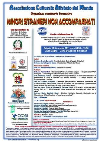 Cagliari – Minori stranieri non accompagnati