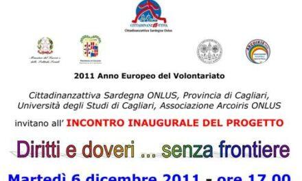 Cagliari – Diritti e doveri … senza frontiere