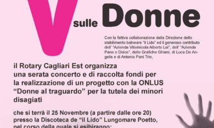 Cagliari – Giornata mondiale contro la violenza sulle donne