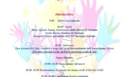 Oristano – Raccontiamoci: il 2014 in servizio civile