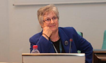 A Nuoro Susana Szabo, vicepresidente del CEV
