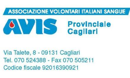 Cagliari – L'AVIS Provinciale inaugura la nuova autoemoteca