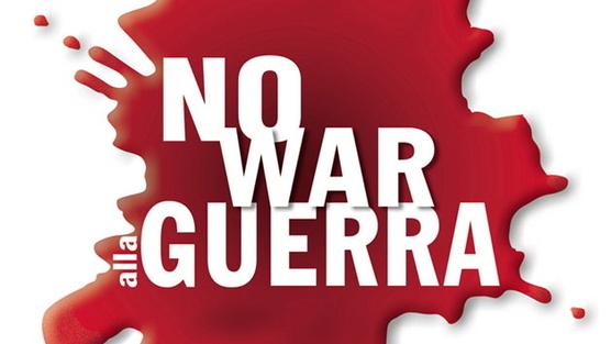 Non solo Siria: Sveglia! Vogliamo una politica di pace!