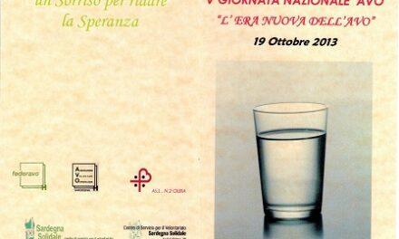 Tempio Pausania – L'era nuova dell'AVO