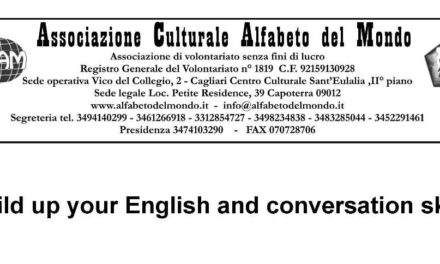 Cagliari – Build up your English and conversation skills