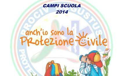 """Olbia – Campo Scuola 2014 """"Anch'io sono la Protezione Civile"""""""