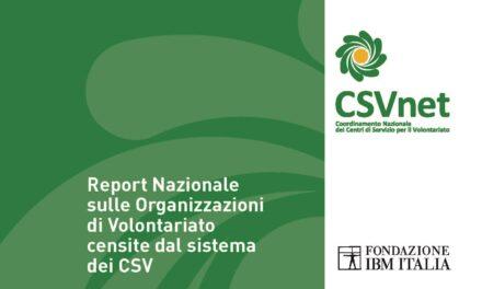 Report CSVnet/IBM: la Sardegna terra Solidale