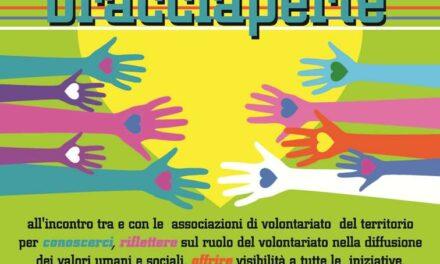 Ghilarza – Bracciaperte: Cambia Musica! Scegli di essere un volontario