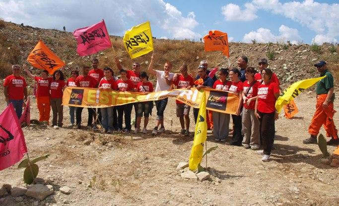 Gergei – Concluso il campo di volontariato Estate Liberi!