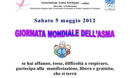 Cagliari – Giornata mondiale dell'Asma