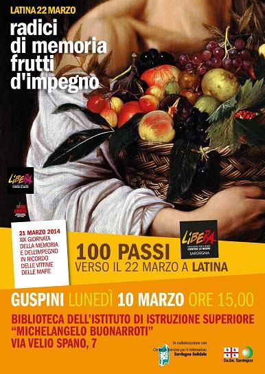 Guspini – Incontro con Pasquale Campagna