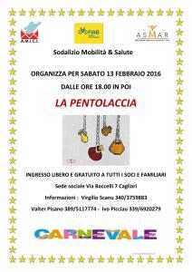 Cagliari – Pentolaccia
