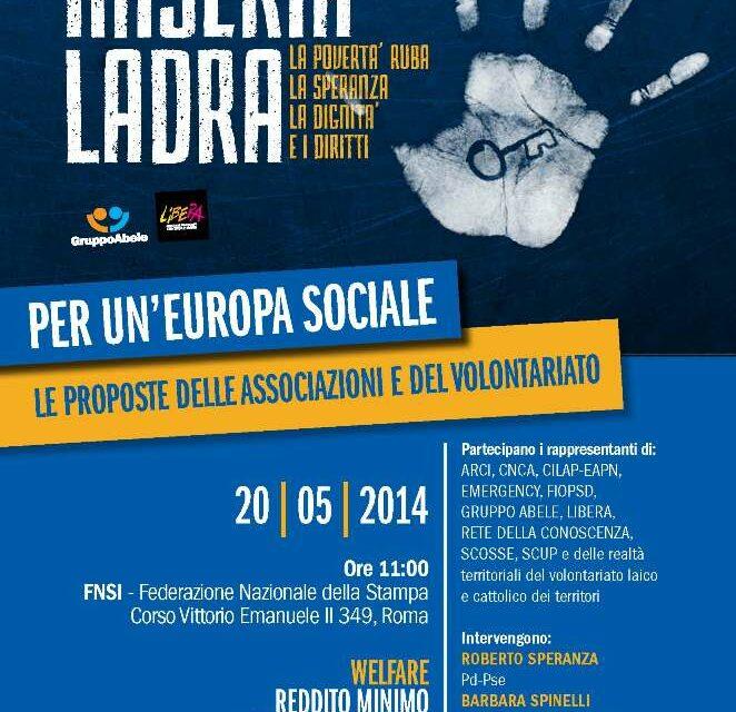 Roma – Per un'Europa sociale