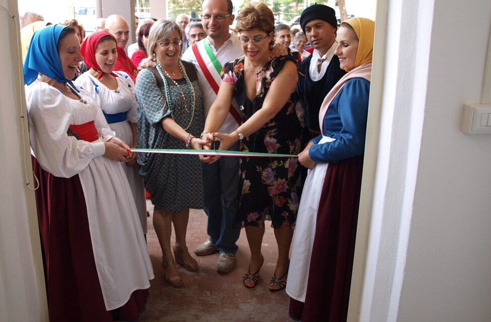 Portotorres – Inaugurata la Casa delle Associazioni