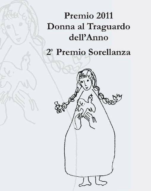 Cagliari – Premio 2011 Donna al Traguardo dell'Anno