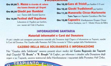 Cagliari – Corri…donando