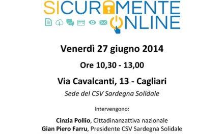 Cagliari – Sicuramente On-line