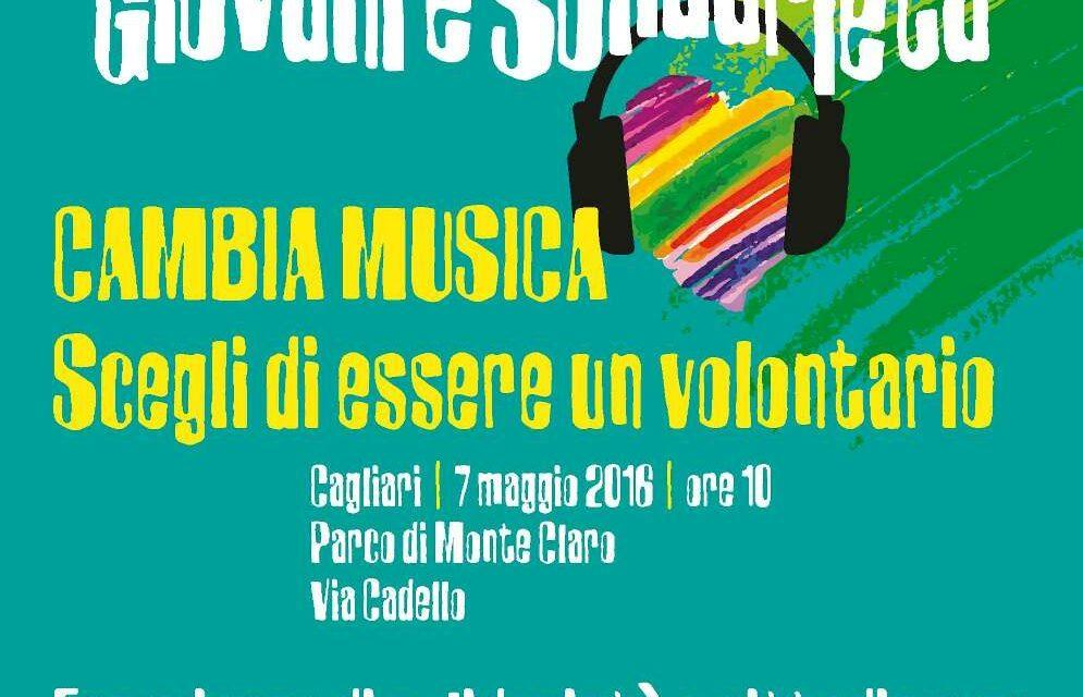 Cagliari – Cambia Musica! Scegli di essere un volontario – Una scuola che accoglie