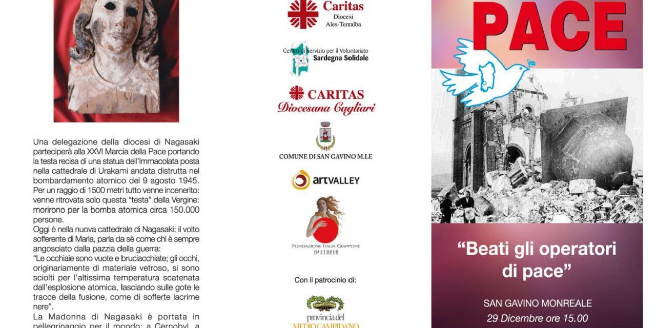 Cagliari – Arriva la Madonna di Nagasaki