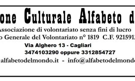 Cagliari – Nuova sede per l'Associazione Culturale Alfabeto del Mondo