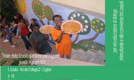 Cagliari – Festa della scuola di italiano per migranti