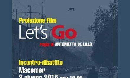 Macomer – Presentazione Miseria Ladra e Film Let's Go!