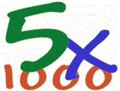 5×1000 Anno 2009 – Elenchi  ammessi ed esclusi con l'indicazione delle scelte e degli importi