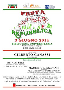Cagliari – Festa della Costituzione e della Repubblica